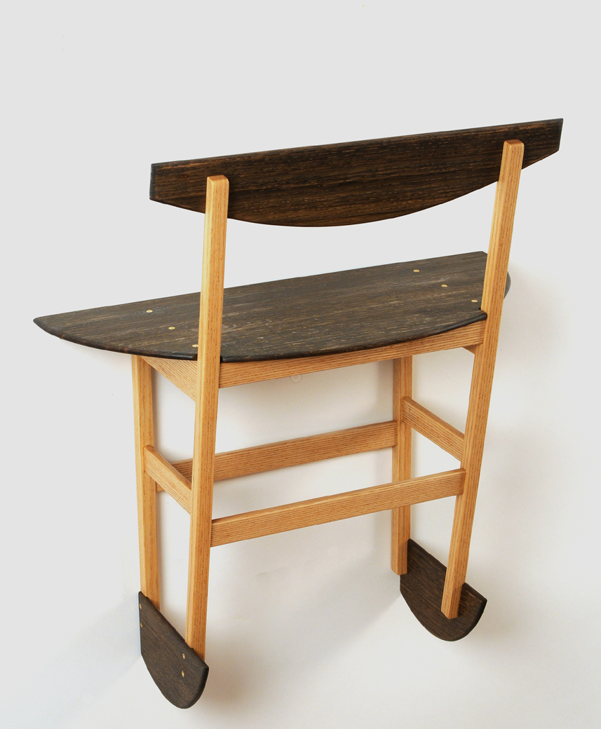 Chair Hang Up Shelf