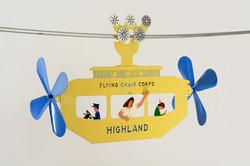 Highland Aerial Trolley