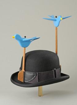 Blue Byrd Hat