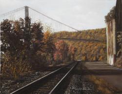 Rail Tracks I
