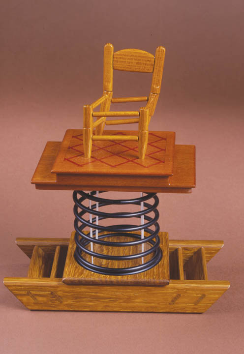 Dancing Chair 2