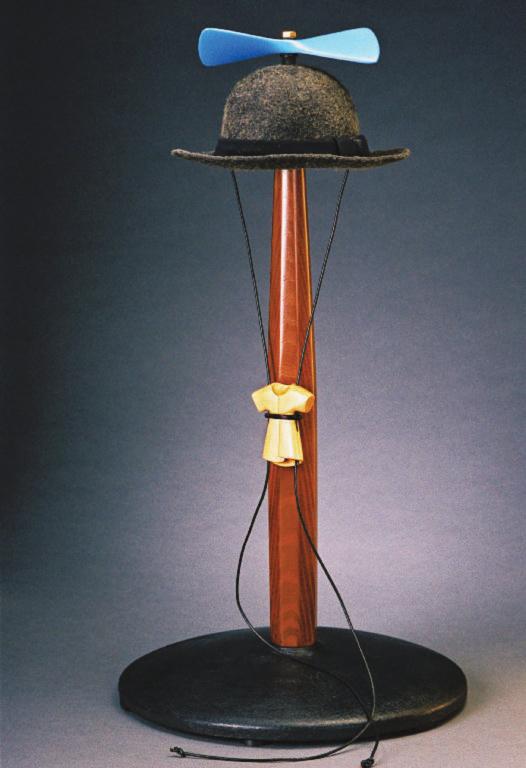 Finger Balance Hat