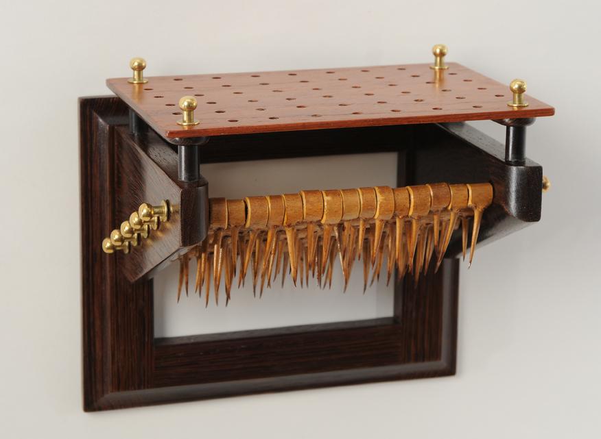Osage Thorn Shelf