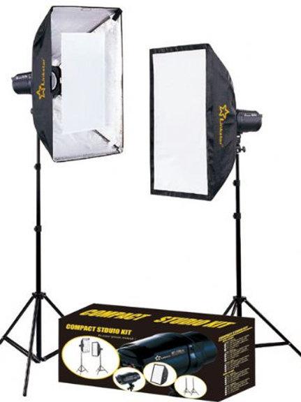 Linkstar Studio Flash Kit DLK-2500D Digital