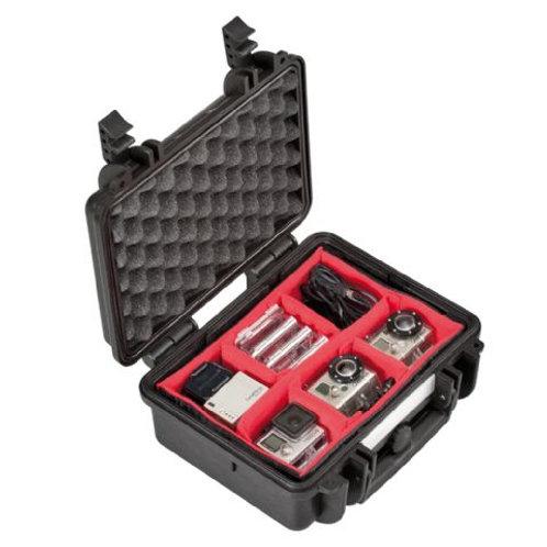 Explorer Cases 2712 Case Black with Divider Set