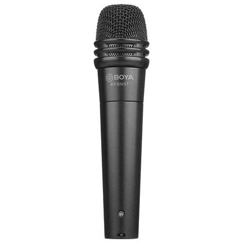 Boya Dynamic Handheld Instrument Microphone BY-BM57