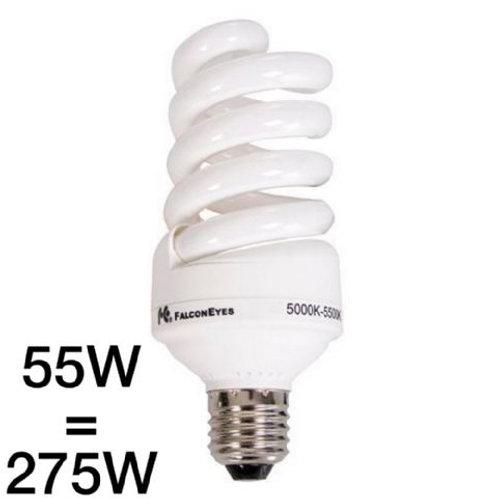 Falcon Eyes Daylight Lamp 55W E27 ML-55