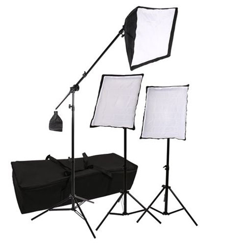 StudioKing Daylight Kit SB03 3x135W