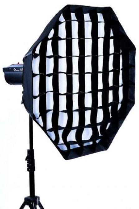 Linkstar Octabox �120 cm + Honeycomb Grid LQA-OSB120HC