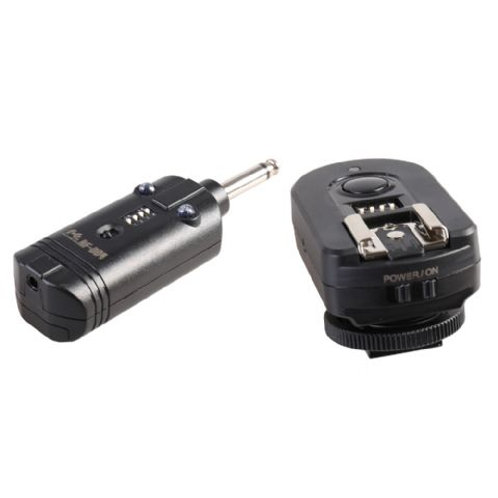 Falcon Eyes Radio Trigger Set RF-DD2.4 on AAA-Battery