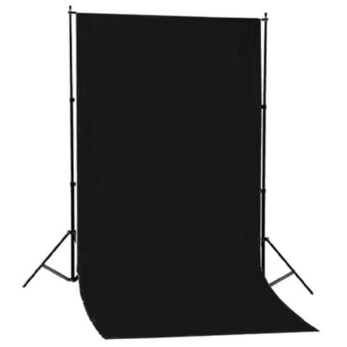 Linkstar Background System BSK-2830B + Black Cloth