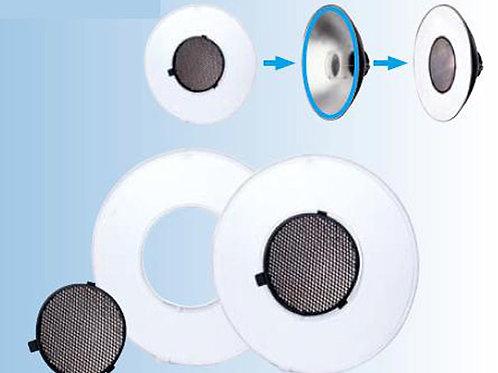 Falcon Eyes Diffuser + Grid CDH-40-3 for SR-41T