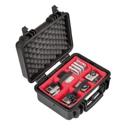 Explorer Cases 3317 Case Black with Divider Set
