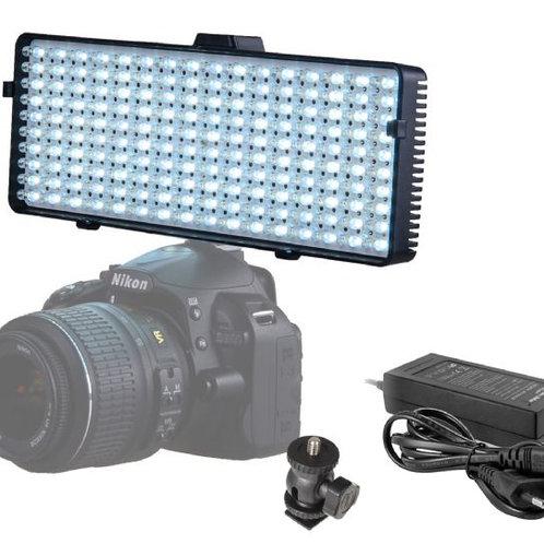 Linkstar Bi-Color LED Lamp VD-6 incl. Battery