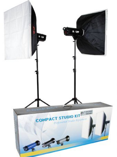 Falcon Eyes Studio Flash Set TFK-2400A