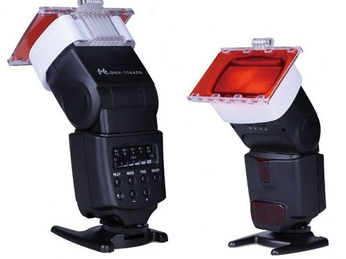 Falcon Eyes Color Filters CFA-30K for Speedlite Flash Guns