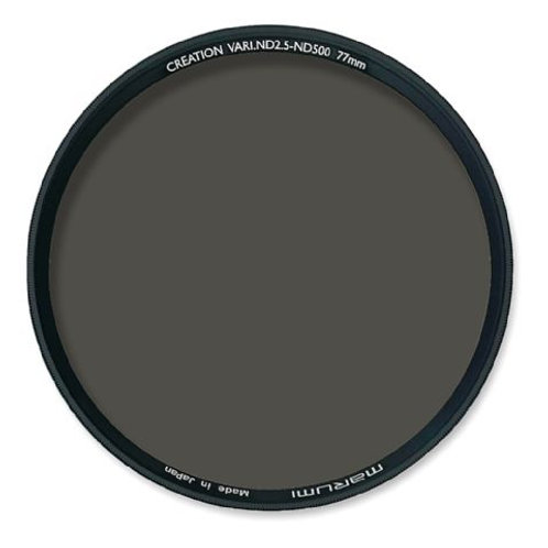 Marumi Grey Variable Filter Creation Vari ND2.5-ND500 82 mm