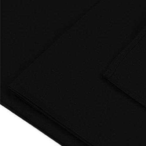 Linkstar Background Cloth BCP-02 6x6 m Black
