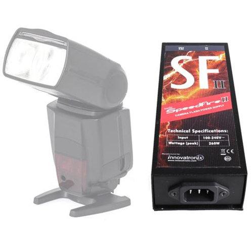 Tronix External Power Supply Speedfire II for Canon Speedlites