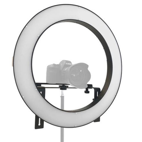 Falcon Eyes Wi-Fi Bi-Color LED Ring Lamp Dimmable DVR-160TW