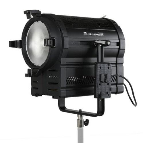 Falcon Eyes Bi-Color LED Spot Lamp Dimmable DLL-3000TDX on 230V