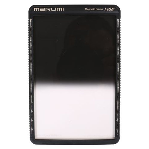 Marumi Magnetic Gradual Grey Filter Hard GND8 100x150 mm