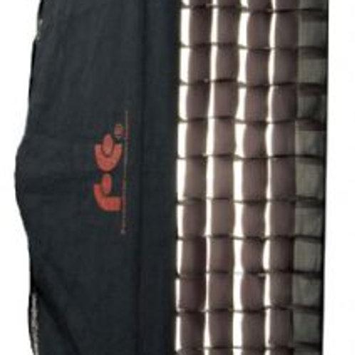 Falcon Eyes Softbox 30x120 cm + Honeycomb Grid FER-SB30120HC