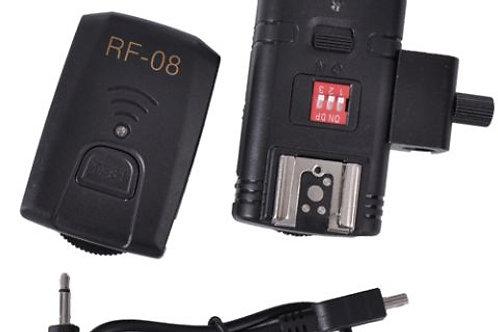 StudioKing Radio Trigger Set TRC04H for Camera Speedlite Flash Guns