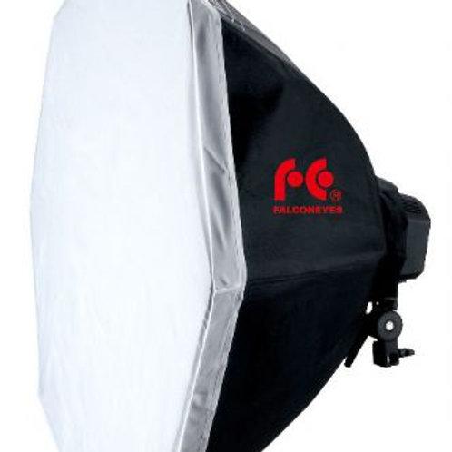 Falcon Eyes Lamp + Octabox 120cm LHD-B655FS 6x55W