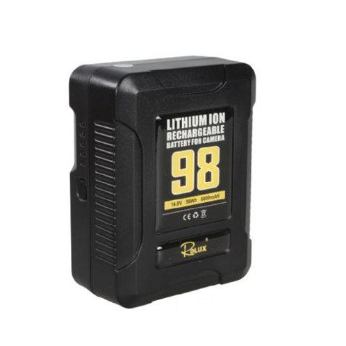 Rolux Smart V-Mount Battery YC-98S 98Wh 14,8V 6800mAh