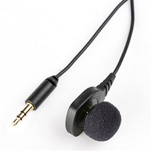 Boya Pin Microphone BY-HLM1 for DSLR and Camcorders