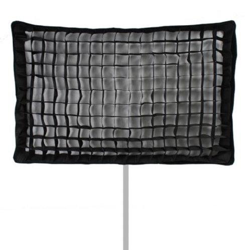 Linkstar Foldable Softbox + Honeycomb Grid QSSX-6090HC 60x90 cm