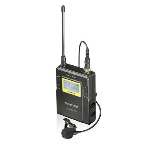 Saramonic Lavalier Microphone Transmitter UwMic9 TX9 UHF Wireless