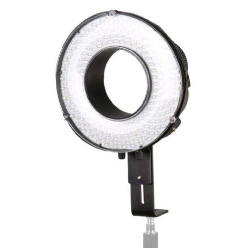 Falcon Eyes LED Ring Lamp Set Dimmable DVR-240DF on Penlite/230V