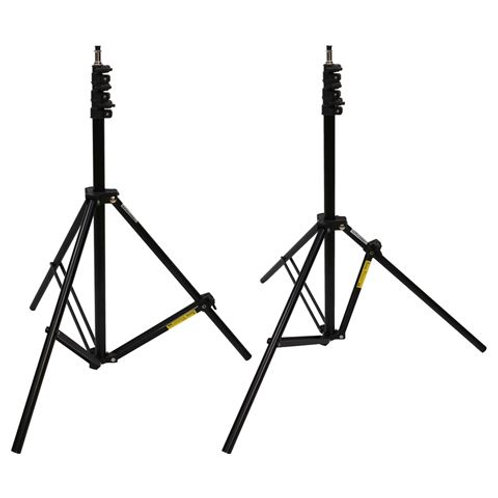 Falcon Eyes Light Stand with Adjustable Leg L-2440A/B 240 cm