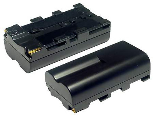 Falcon Eyes Battery NP-F550 for DV-60/DV-112V/DV-126DB