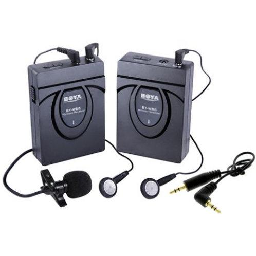Boya Lavalier Microphone Wireless BY-WM5
