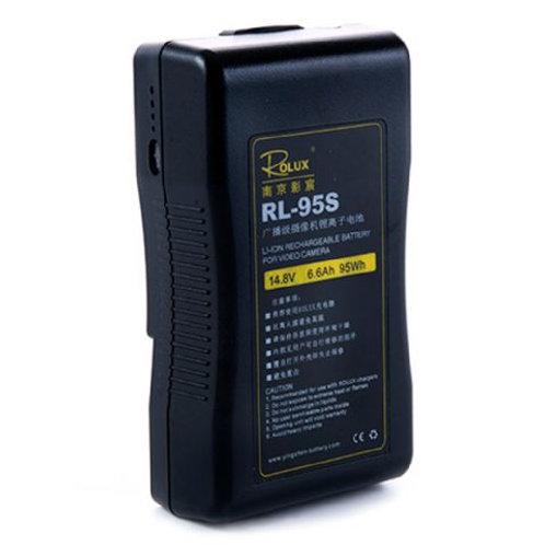 Rolux V-Mount Battery RL-95S 95Wh 14.8V 6600mAh
