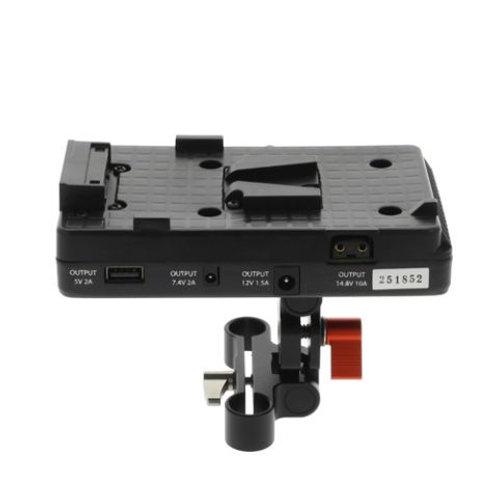 Falcon Eyes Battery Holder AD-PS2 for V-Mount Battery