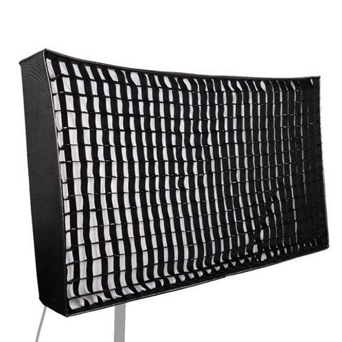 Falcon Eyes Softbox + Honeycomb Grid RX-SB48HC for LED RX-48TDX