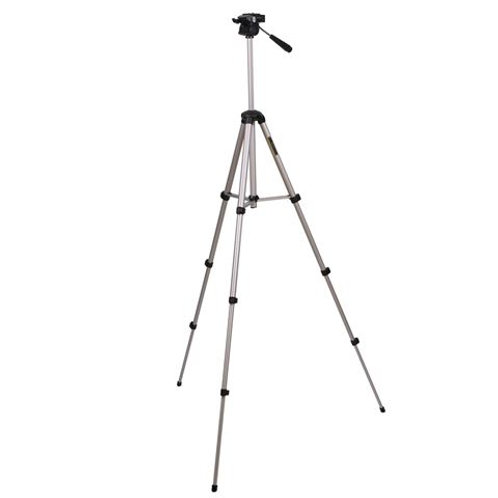 Falcon Eyes Aluminum Tripod + Head FT-1330 H130 cm