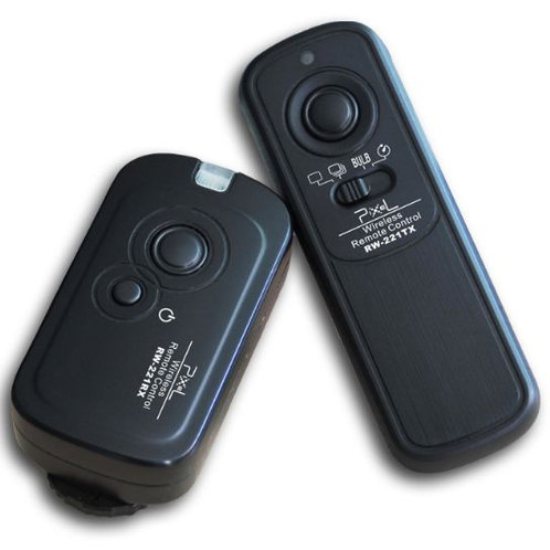 Pixel Shutter Release Wireless RW-221/DC0 Oppilas for Nikon