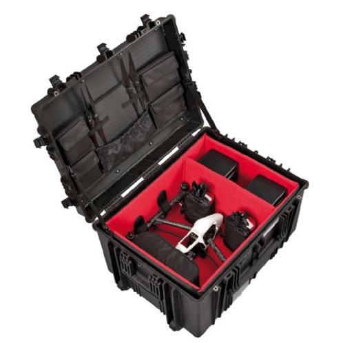 Explorer Cases 7745 Case Black for Drone DJI Inspire