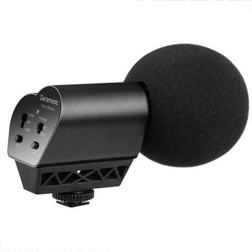 Saramonic Shotgun Microphone Vmic Stereo