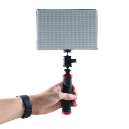 Falcon Eyes Bi-Color LED Lamp Set Dimmable DV-240SL-K1 incl. Accu