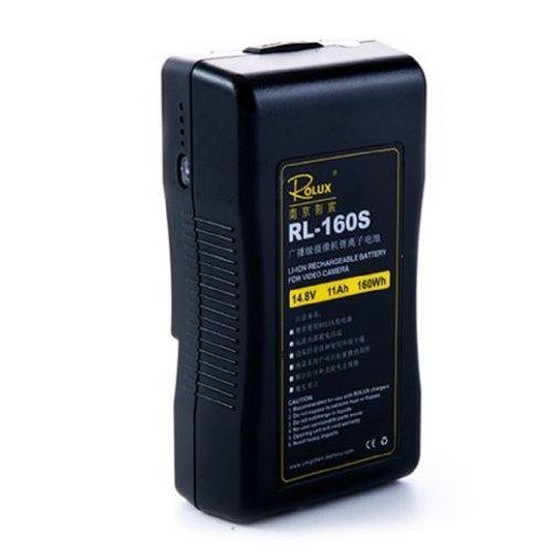 Rolux V-Mount Battery RL-160S 160Wh 14.8V 11000mAh