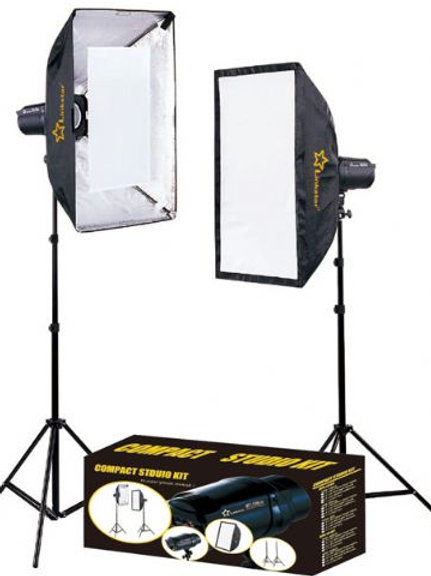 Linkstar Studio Flash Kit DLK-2350D Digital