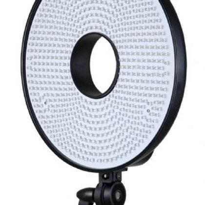 Falcon Eyes Bi-Color LED Ring Lamp Dimmable DVR-630DVC on 230V