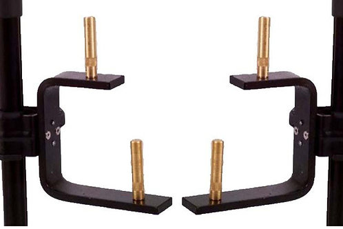 Falcon Eyes Clamps CBH-2 2 Pieces for Cross Bar