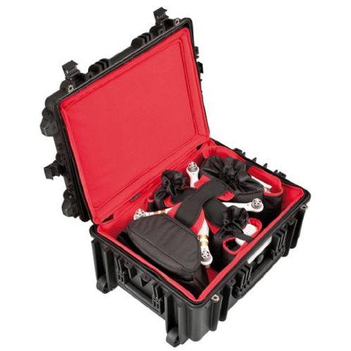 Explorer Cases 5326 Case Black for Drone Drone Phantom/DJI/3DR